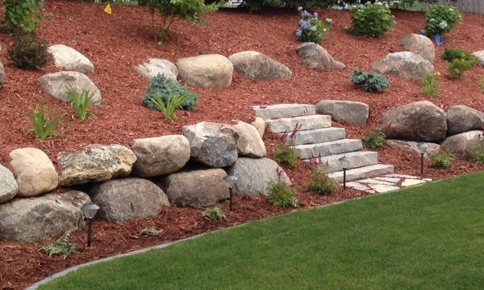 Retaining Wall Designs   Minneapolis Landscaping Contractors