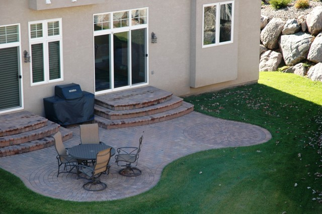 Paver Patios & Driveways in MN | Twin Cities Landscaping ...
