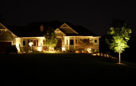 Outdoor Lighting in Lake Elmo MN